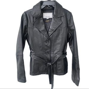Wilsons 100%Leather Jacket Size S